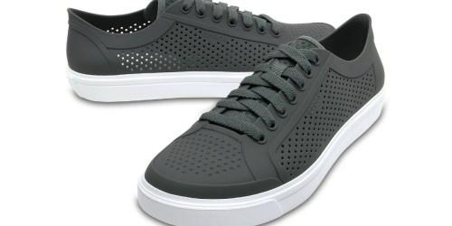 Crocs CitiLane Men's & Women's Shoes as Low as $22.49 Shipped (Regularly $50)