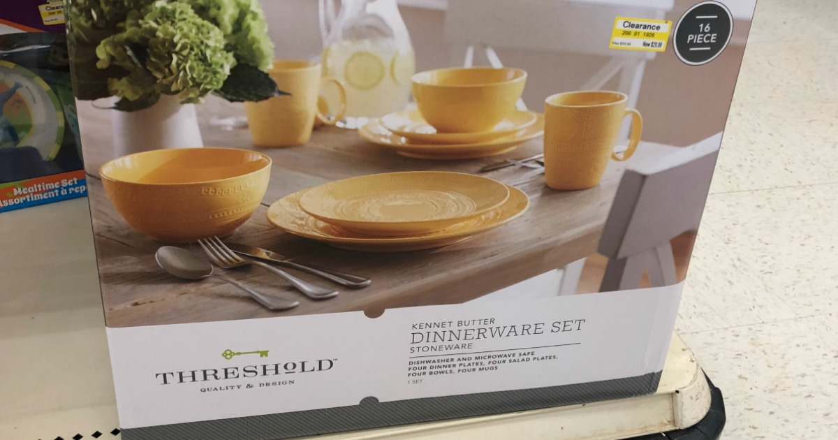 Head On In To Your Local Target Where You May Score Up To 70% Off Clearance Kitchen  Items!