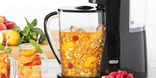 Bed Bath & Beyond: Dash Iced Beverage Brewer Only $23.99 (Regularly $70)