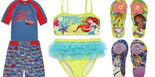 50% Off Disney Flip-Flops, Towels, Swimsuits & More at JCPenney.com