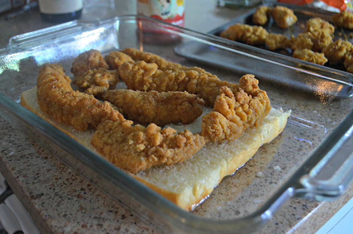 chicken sliders