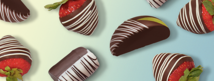Plus Rewards Members Will Score A FREE 12 Count Chocolate Dipped Fruit Box 29 Value For Your Birthday