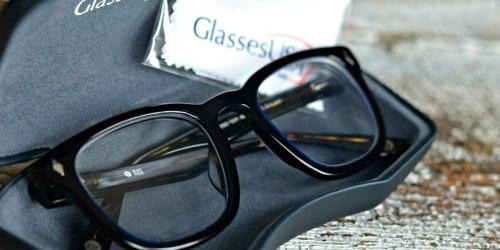 Complete Set of Glasses UNDER $20 Shipped at GlassesUSA.com (Includes Frames & Lenses)