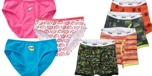 Gymboree Girls & Boys Underwear as Low as $1.59 Shipped