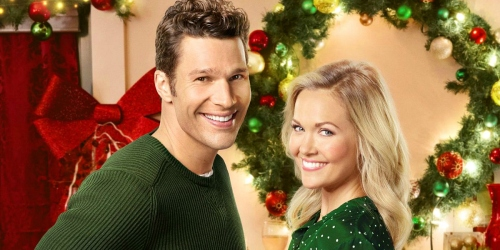 Hallmark is Airing Another Christmas Movie Marathon