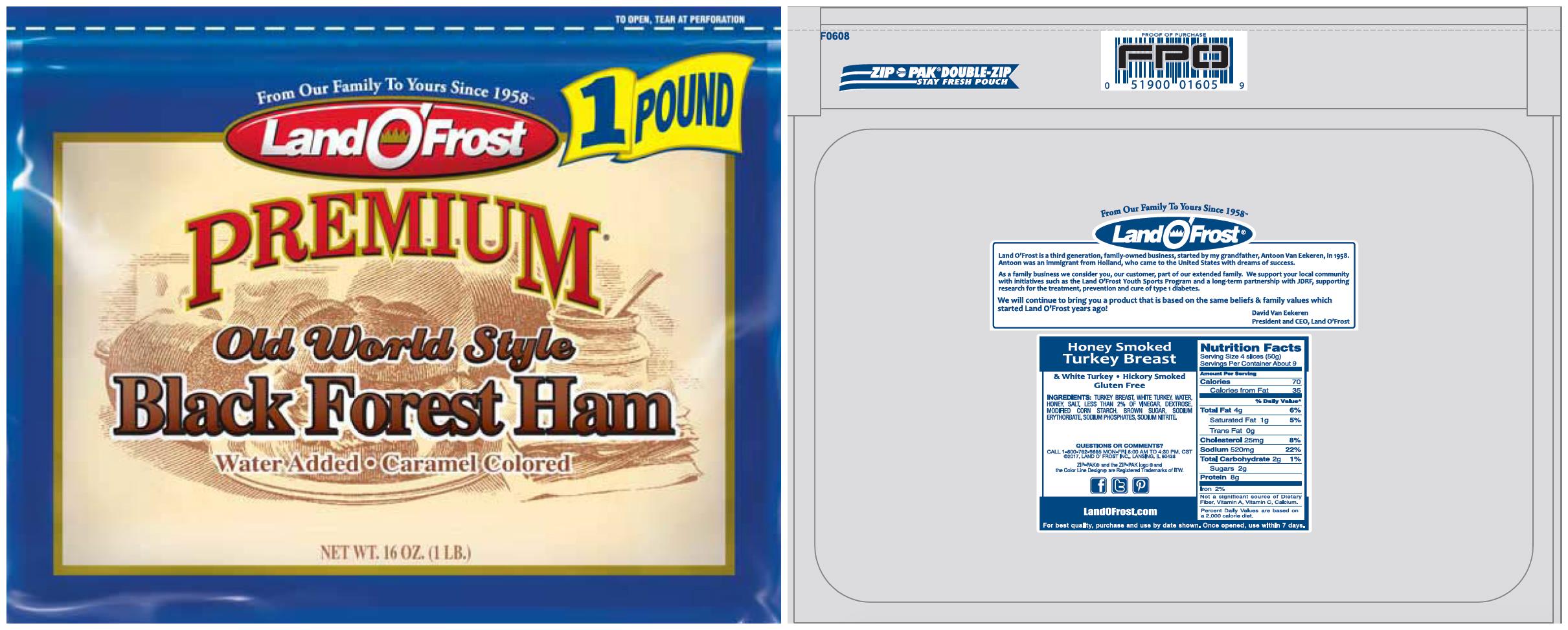 land ofrost recalls ham – Ham Recall packaging