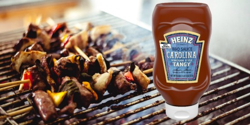 Amazon: Heinz Carolina Tangy BBQ Sauce 6-Pack Only $8.11 Shipped (Just $1.35 Each)