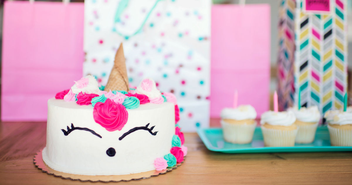 best novels, cookbook, and other books our loves - unicorn Birthday Cake