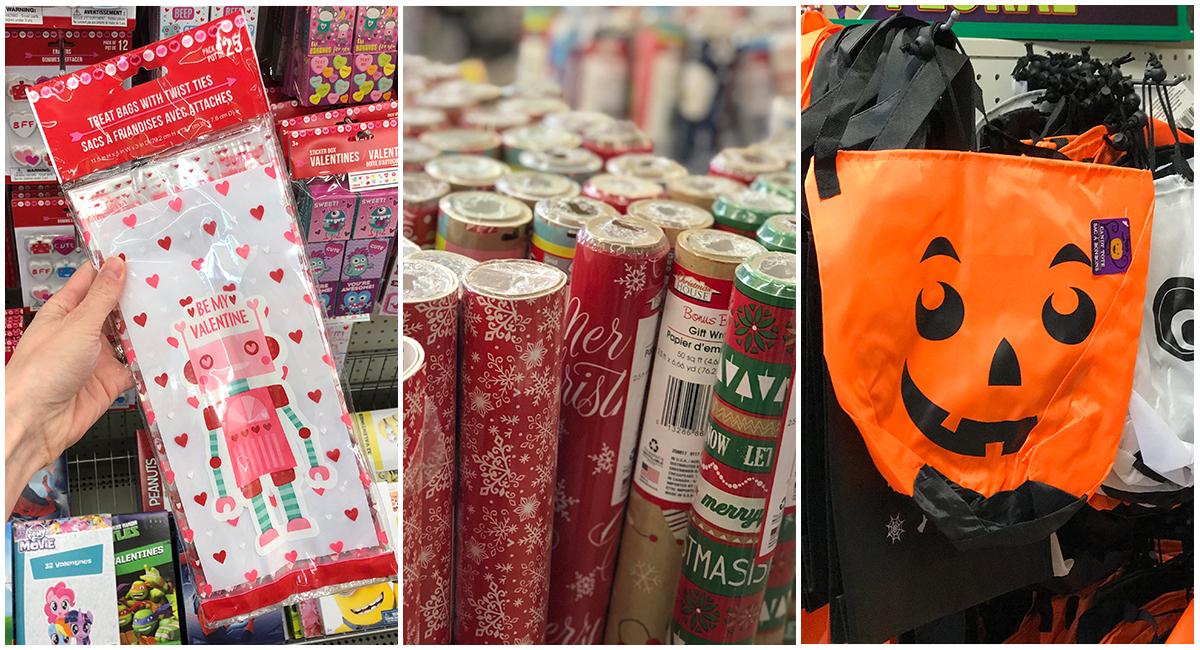 things to buy or avoid at dollar tree – buy holiday and seasonal items