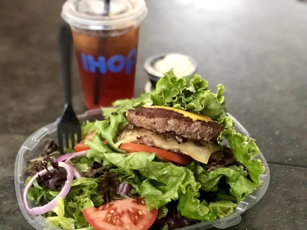 IHOb burgers