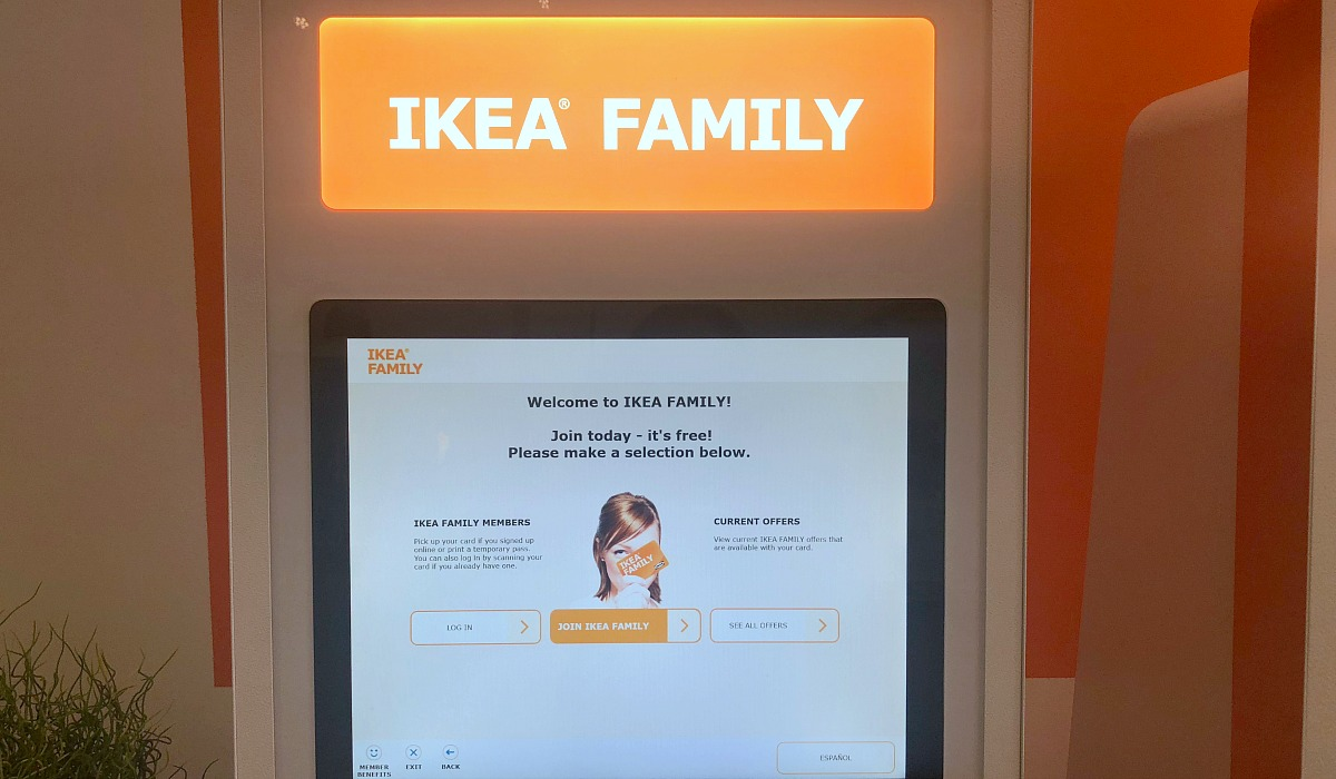ikea shopping tips — join IKEA family for savings and benefits