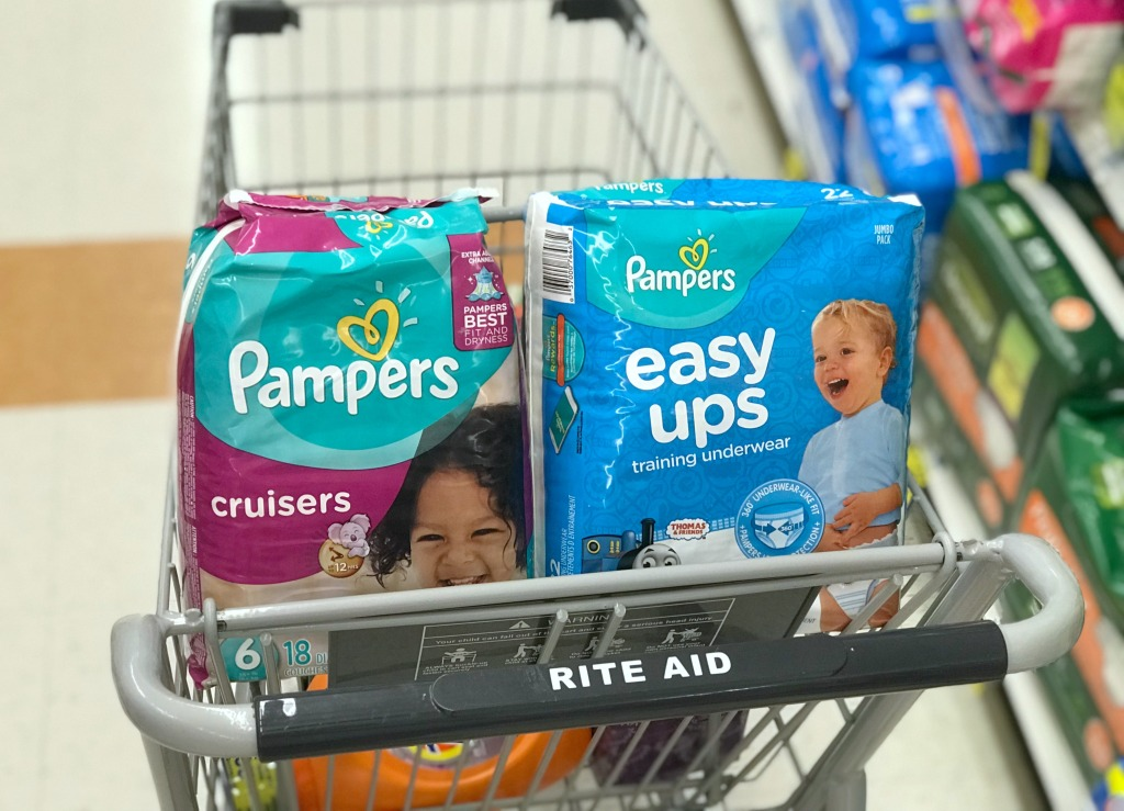 Rite Aid Pampers