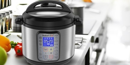 Amazon: Instant Pot DUO Plus 8-Quart Pressure Cooker Only $99.95 Shipped (Regularly $160) + More