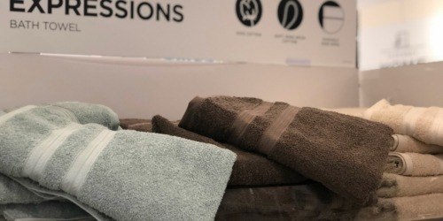 Up to 80% Off Home Expressions Towels & Bedding at JCPenney