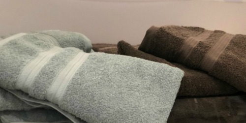 JCPenney Home Bath Towels Only $3.19 (Regularly $10) + More
