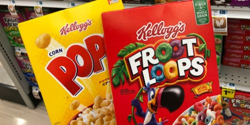 Kellogg's Family Rewards Members: Add 25 More Points