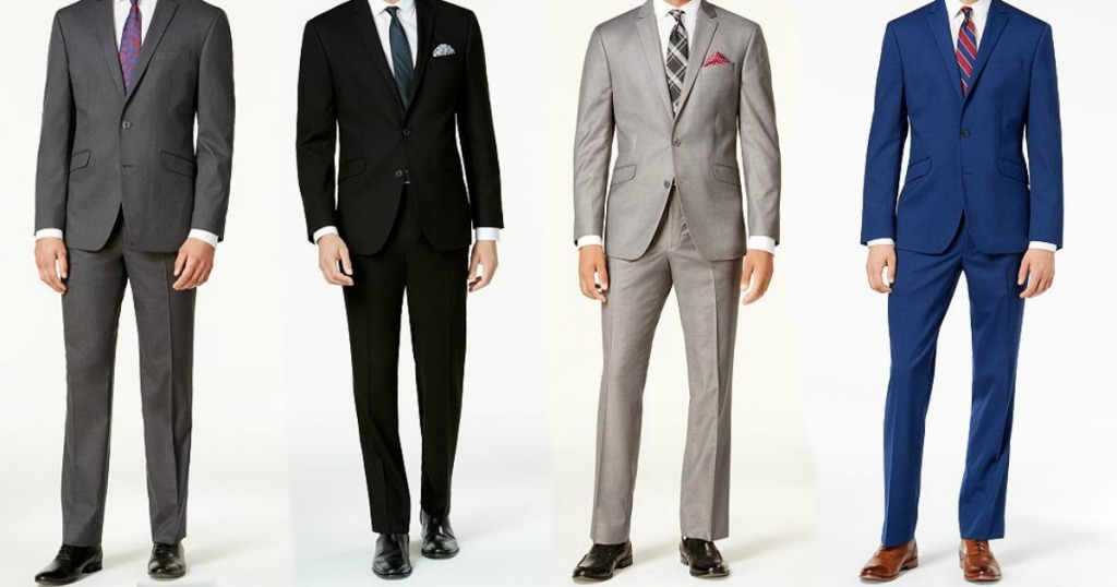 Kenneth Cole Reaction Men s Suits Only  99.99 Shipped (Regularly ... 080d6744a