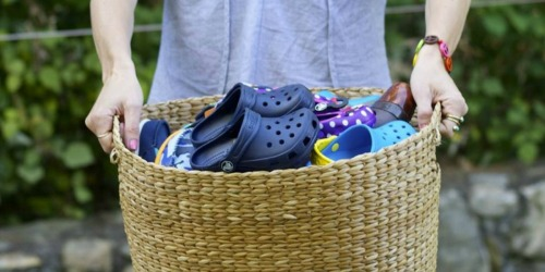 Over 60% Off Crocs Shoes for the Family
