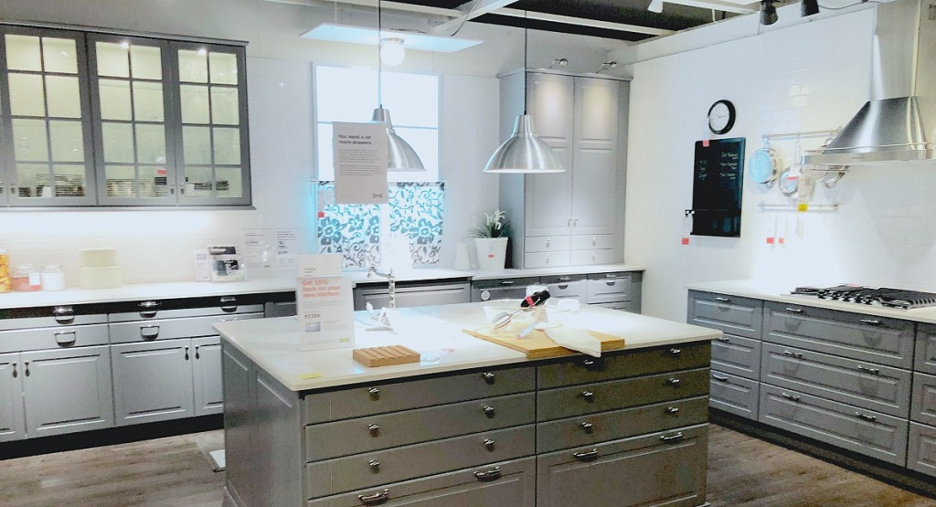 ikea shopping tips —shop the kitchen event or get a price adjustment
