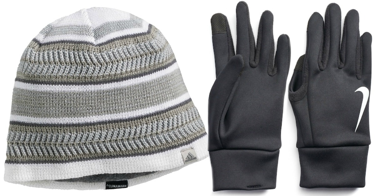 1b4847b91f797 Up to 80% off Men s Adidas   Nike Accessories + Free Shipping for Kohl s  Cardholders - Hip2Save