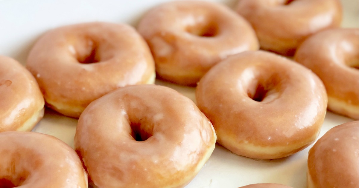 changes coming to the krispy kreme rewards program – donuts closeup