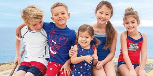 Up to 75% off Lands' End Swimwear, Water Shoes, Cover-Ups & More + FREE Shipping