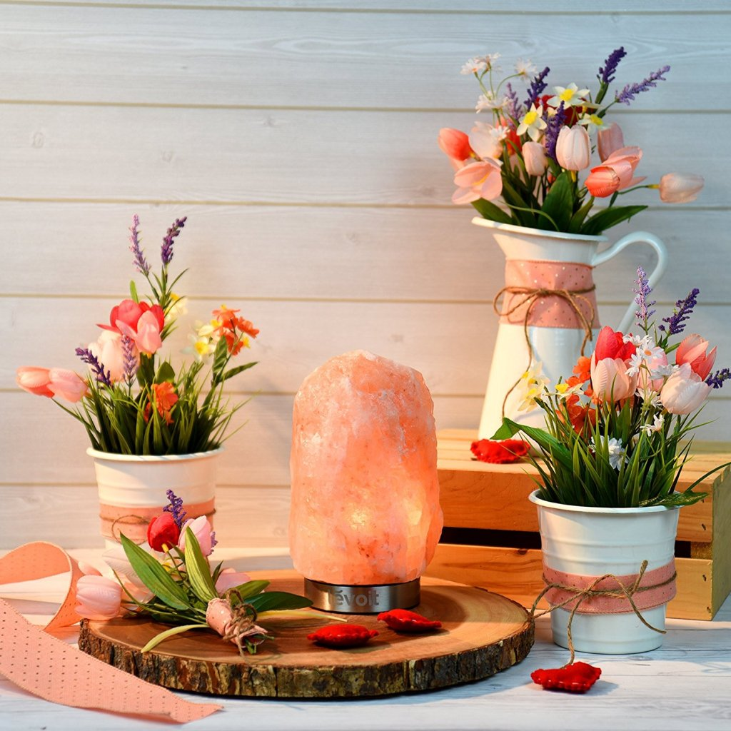 Amazon: Himalayan Salt Lamp Only $39.99 Shipped + More ...