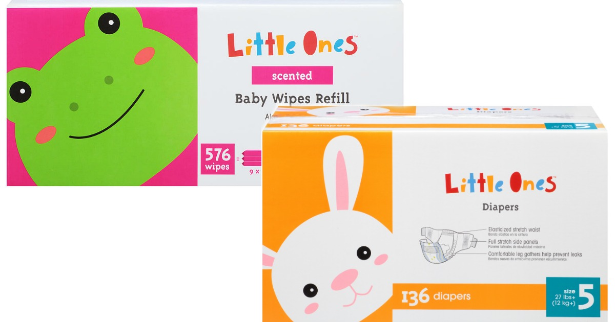FREE Diapers & Wipes After Shop Your Way Points at Kmart + More ...