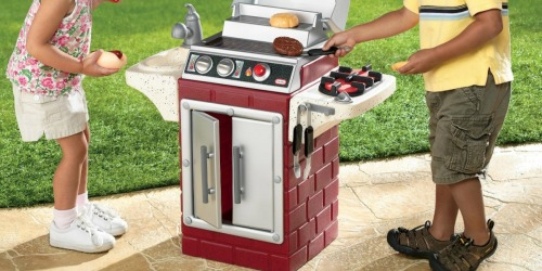 Little Tikes Backyard Barbecue Get Out 'n' Grill Set Only $25.99 at Walmart (Regularly $45)