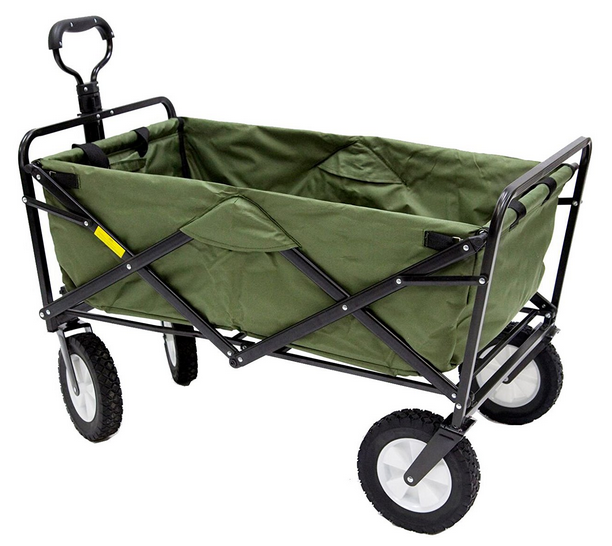 This Wagon Sets Up In Seconds No Embly Required
