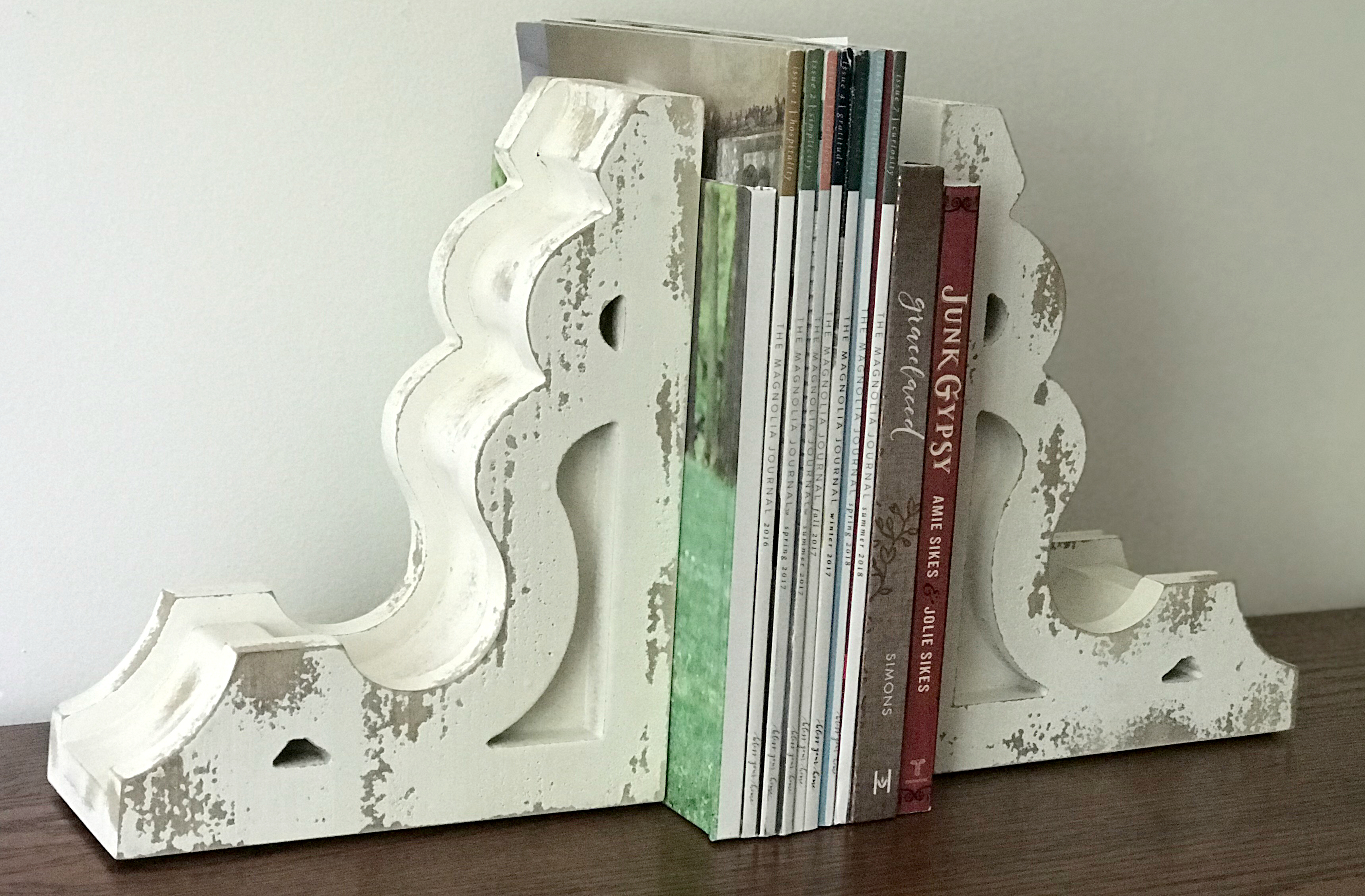hobby lobby magnolia market corbel bookends – book ends at home