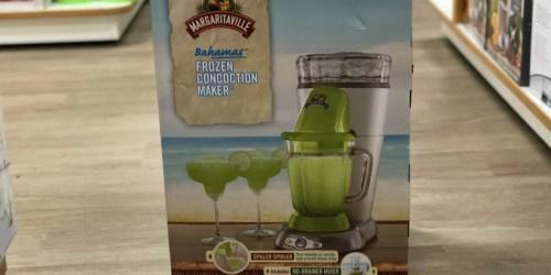 Margaritaville Frozen Concoction Maker Only $118.99 Shipped + Earn $20 Kohl's Cash (Regularly $270)