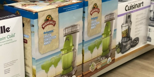 Margaritaville Bahamas Frozen Drink Maker Only $135.99 Shipped + Earn $20 Kohl's Cash