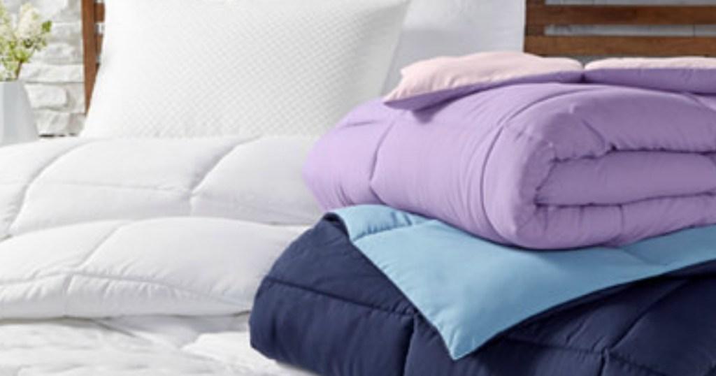 Martha Stewart blankets