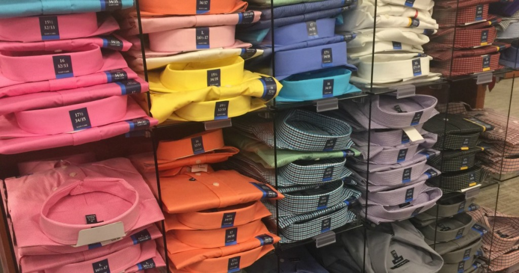 men's dress shirts at kohl's