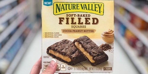 New Nature Valley Product Printable Coupons (Pair w/ Sales to Save Big!)