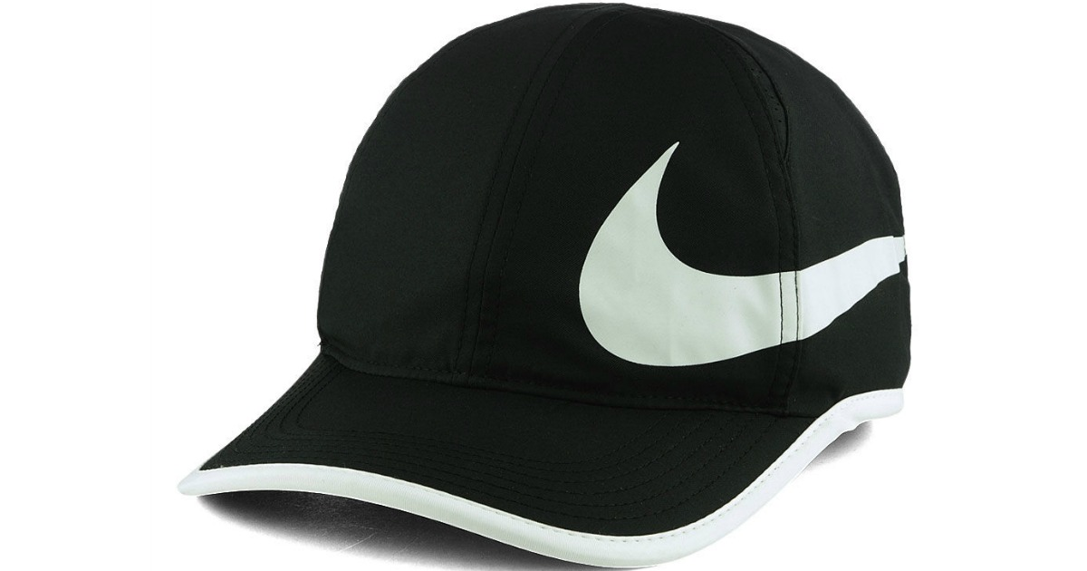 e89b0590 ... coupon code for nike featherlight swoosh cap only 10 shipped regularly  28 more hip2save e7a20 574e3