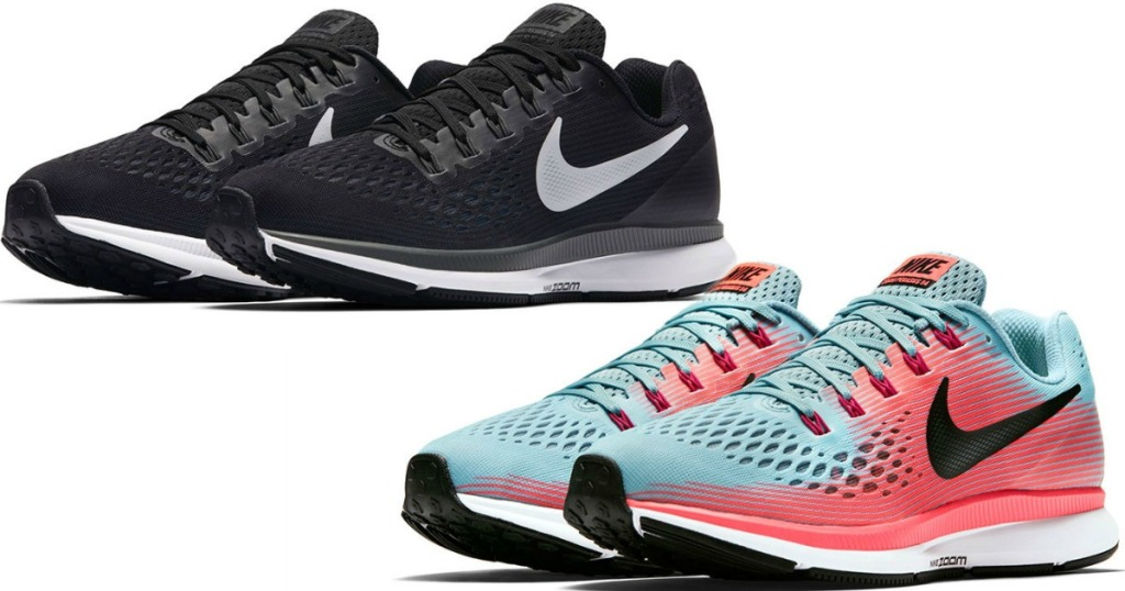 best service 99c43 ff77d Nike Air Zoom Pegasus Women's Running Shoes Only $54.98 ...