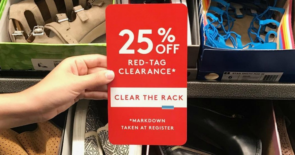 d352553d422 Extra 25% Off Clearance at Nordstrom Rack - Hip2Save