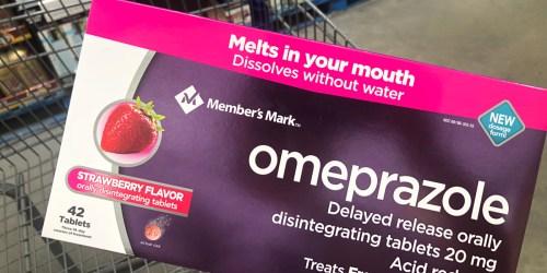 Got Heartburn? Try Members Mark Omperazole and Score $3 Cash Back From Ibotta