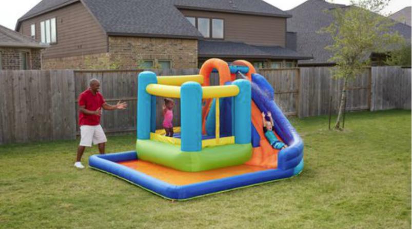 My First Jump N Slide