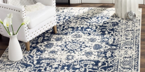 Overstock: Up to 75% Off Rugs For Every Room In Your House