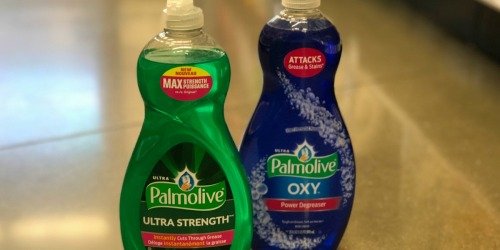 Palmolive 20 Ounce Dish Detergent Just 99¢ Each After Walgreens Rewards