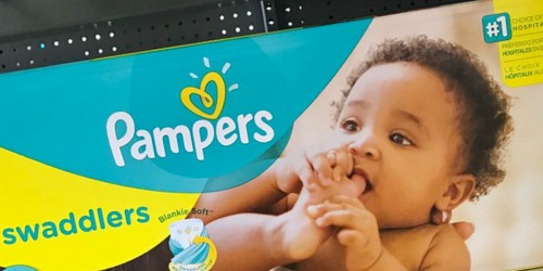 $20 in Free Amazon Gift Cards with Select Pampers Purchase