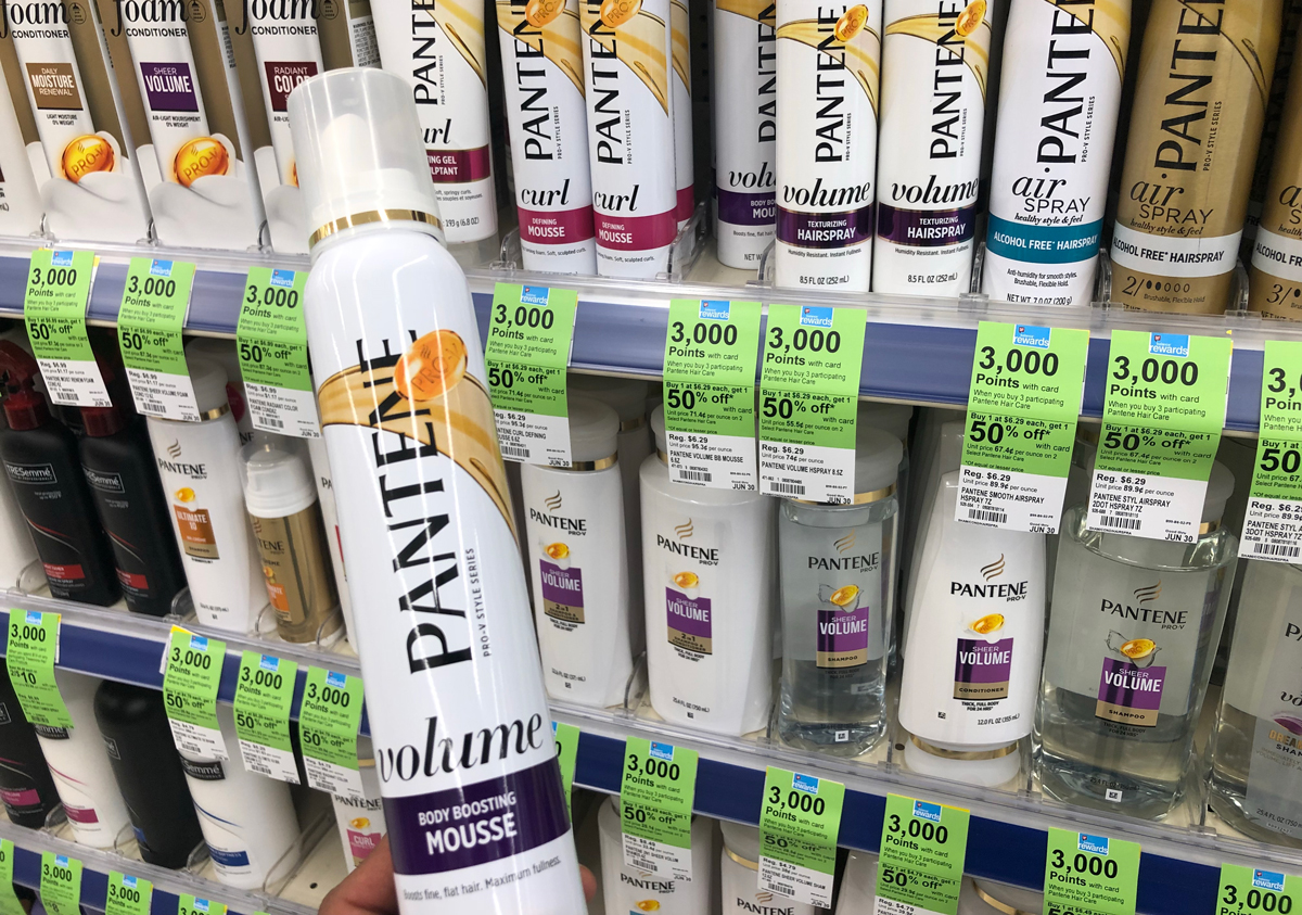 graphic about Printable Pantene Coupons $5 3 named Higher Well worth $5/3 Pantene Hair Treatment Electronic Coupon at
