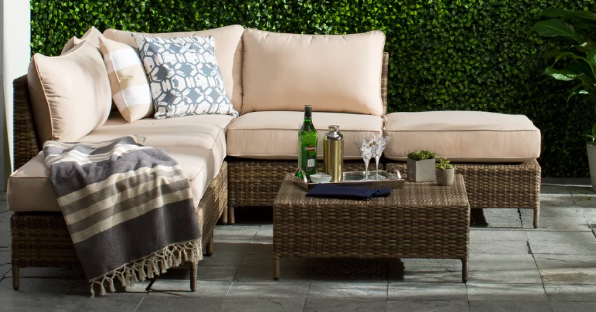 Up To 75% Off Patio Furniture At Wayfair