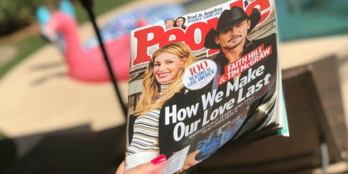 FREE Magazine Subscriptions to People, Sports Illustrated, & More