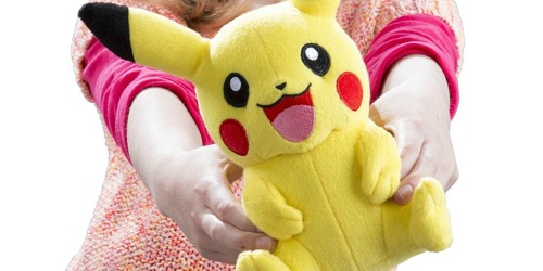 Buy One, Get One 50% Off Plush Toys at GameStop (Pokémon, Dr. Who & More)