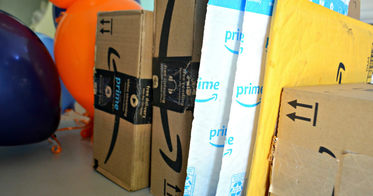 amazon prime day deals | Amazon packaging