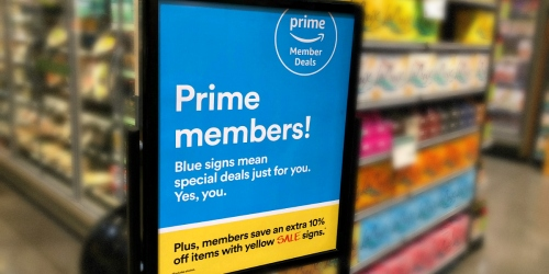 Amazon Prime Members: Extra 10% Off Sale Items & Special Pricing at Whole Foods Market